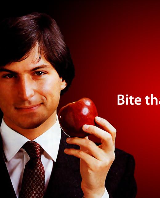 Steve Jobs was een visionair die gepassioneerd en soms medogenloos zijn visie nastreefde