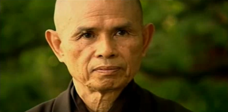 Thich Nhat Hanh liefdevolle vrede