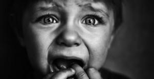 Wat doet het met je om een huilend kind te zien?