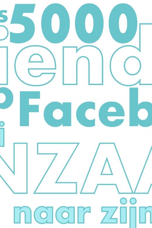 Ondanks 5000 vrienden op Facebook zocht hij eenzaam naar zijn dood. Over vereenzaming in contact.