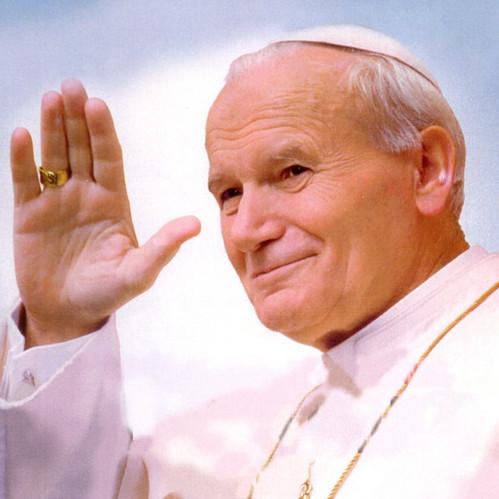 Paus Johannes Paulus de tweede