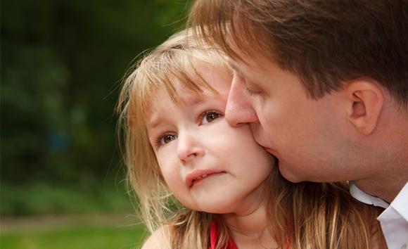 dochter-wijst-vader-af