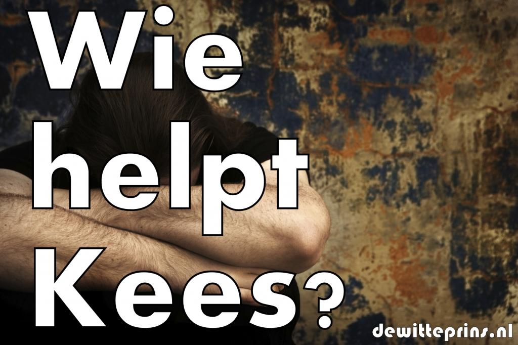 Wie helpt Kees?