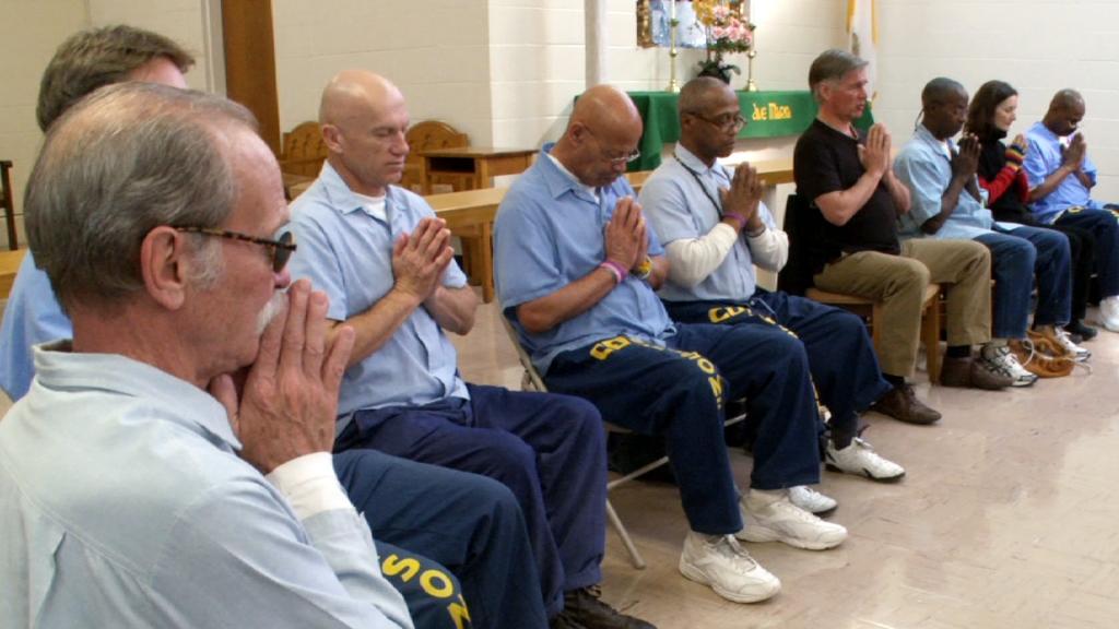 Guiding Rage Into Power, een programma van Jacques Verduin in de staatsgevangenis van San Quentin