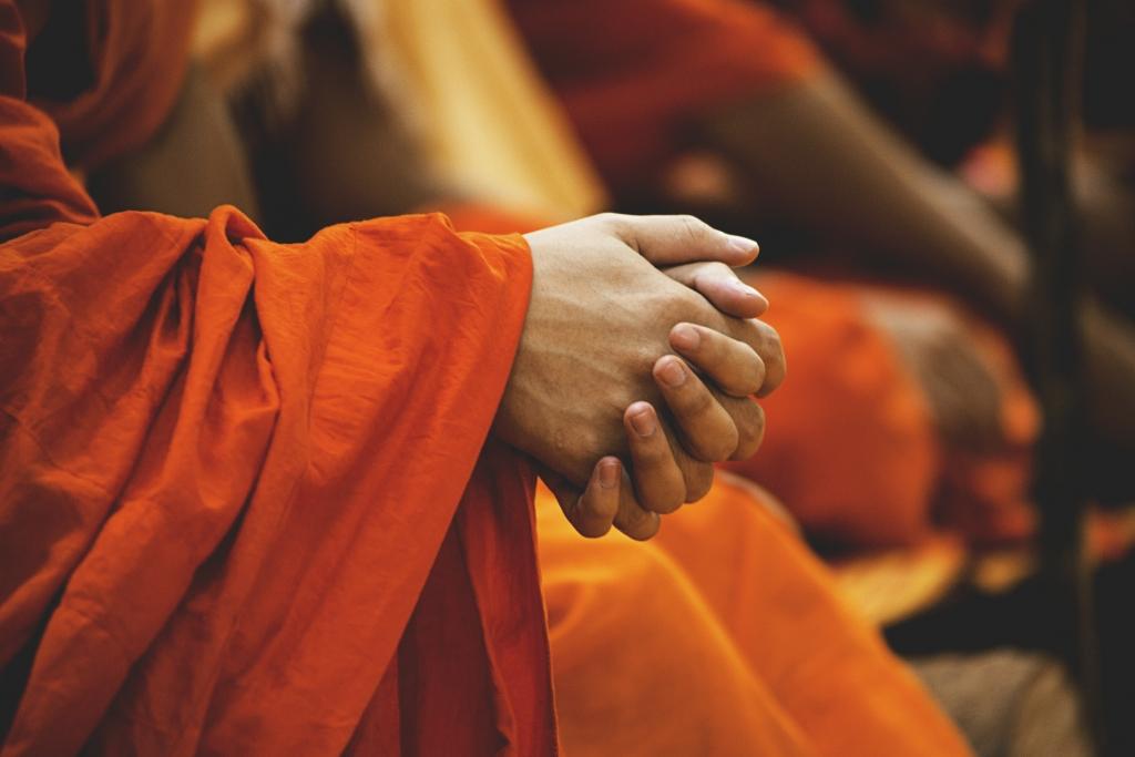 Hoe een boeddhistisch monnik zijn drift leerde overkomen