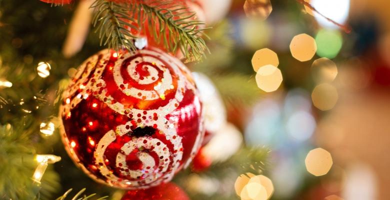 Kerstmis-decoratie: Staan voor het goede (kerstbericht 2016)